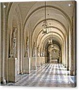 Palace Corridor Acrylic Print