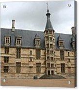 Palace Ducal Nevers Acrylic Print