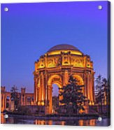 Palace Of Fine Art San Francisco Acrylic Print