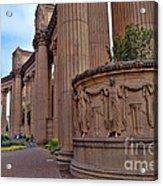 Palace Of Fine Arts -3 Acrylic Print