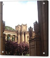 Palace Of Fine Arts 8 Acrylic Print