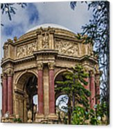 Palace Of Fine Arts - San Francisco California Acrylic Print