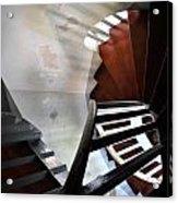 Palace Stairs Acrylic Print
