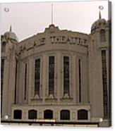 Palais Theatre Facade Acrylic Print