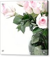 Paler Side Of Pink Acrylic Print