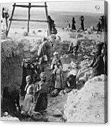 Palestine Archeology Acrylic Print