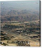 Palm Springs International Airport Acrylic Print