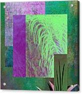 Palmier Acrylic Print