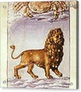 Palmieri, Matteo 1406-1475. Italian Acrylic Print