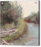 Paluxy River Afternoon Acrylic Print