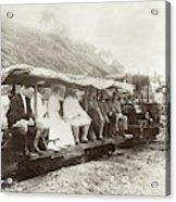 Panama Roosevelt, 1906 Acrylic Print