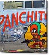 Panchito Acrylic Print