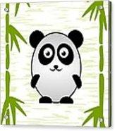 Panda - Animals - Art For Kids Acrylic Print