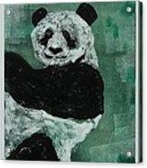 Panda - Monium Acrylic Print