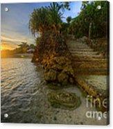 Panglao Island Nature Resort 2.0 Acrylic Print