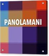 Panolamani  Acrylic Print
