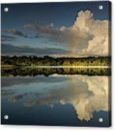 Panorama, Anangurocha Lake, Lagoon Acrylic Print