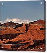 Panorama Of Goblin Valley State Park Utah Acrylic Print