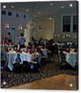 Panorama Wedding Acrylic Print