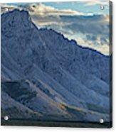 Panoramic Image Of Royal Mountain Acrylic Print