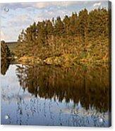 Panoramic Landscape Acrylic Print