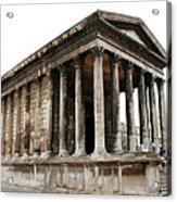 Pantheon Nimes Acrylic Print