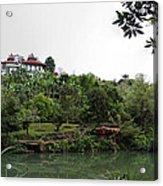 Panviman Chiang Mai Spa And Resort - Chiang Mai Thailand - 011351 Acrylic Print