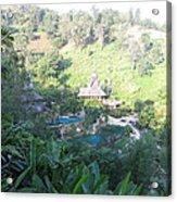 Panviman Chiang Mai Spa And Resort - Chiang Mai Thailand - 011381 Acrylic Print