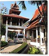 Panviman Chiang Mai Spa And Resort - Chiang Mai Thailand - 011384 Acrylic Print
