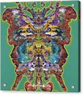 Papalotl Series Vlll Acrylic Print