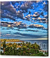Paradise Is Nice By Diana Sainz Acrylic Print