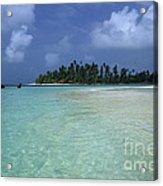 Paradise Island 1 Acrylic Print