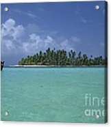 Paradise Island 2 Acrylic Print