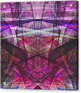 Parallel Universe 20130615 Acrylic Print by Wingsdomain Art and Photography