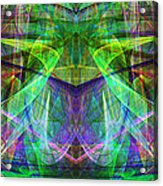Parallel Universe Ap130511-22 Acrylic Print by Wingsdomain Art and Photography