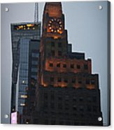 Paramount Building Times Square Acrylic Print