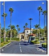 Paramount Movie Studio Hollywood Ca 3 Acrylic Print
