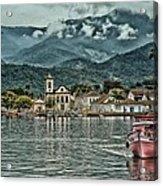 Paraty Bay II Acrylic Print