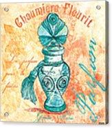 Parfum Acrylic Print by Debbie DeWitt
