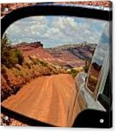 Paria In My Rearview Acrylic Print