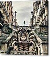 Paris - Statue Acrylic Print