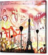 Paris 15 Acrylic Print