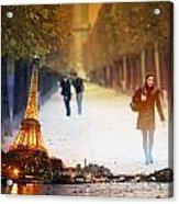 Paris 21 Acrylic Print