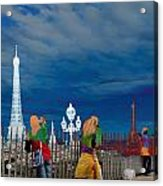 Paris 71 Acrylic Print
