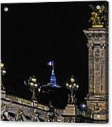 Viva La France Acrylic Print
