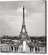 Paris Eiffel Tower Acrylic Print