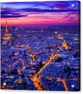 Paris I Acrylic Print
