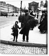 Paris Mistletoe, C1900 Acrylic Print