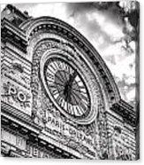 Paris Orleans Acrylic Print