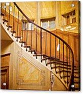 Paris Staircase Acrylic Print